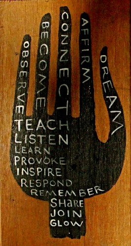 teach & listen | by denise carbonell