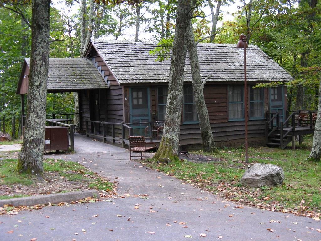 Shenandoah National Park Lewis Mountain Cabins Shenandoah