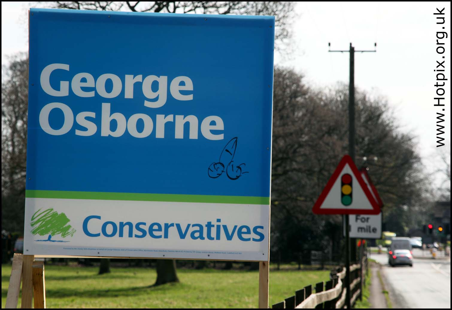 george,osbourne,chancellor,shadow,opposition,manchester,UK,tatton,knutsford,tory,candidate,conservative,sign,general,election,2010,may,6th,true,blue,majority,cheshire,electorial,parliament,westminster,government,britain,british,politition,politicion,politic,politics,taton,graffitti,grafitti,graffiti,graffittied,street,art,Labour,Liberal,Democrats,Green,Party,libdems,lib,dems,Hotpicks,hotpics,hot,pics,pix,picks,politician,hotpix!