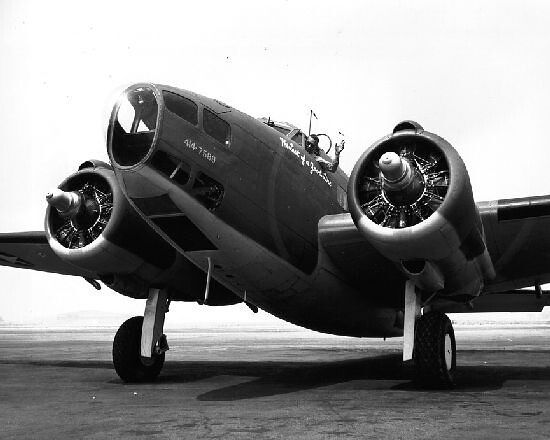 Lockheed : A-28/A-29 : Hudson   Catalog #: 00001440 Manufact…   Flickr