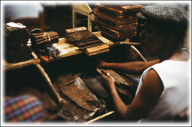 Cuba- Il confezionamento dei sigari