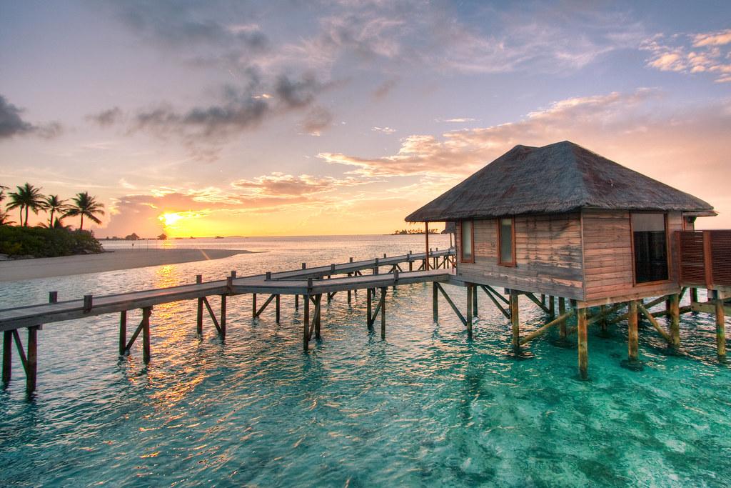 Honeymoon Water Villa at the Conrad in the Maldives | Flickr