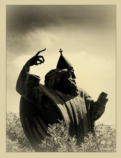 Mestrovic Monument