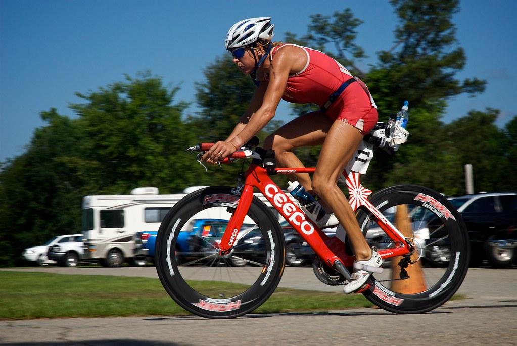 Omstreden Duitse triatlete Nina Kraft overleden