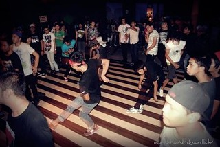two step hardcore dance | kl big party one cafe 2010 | Flickr