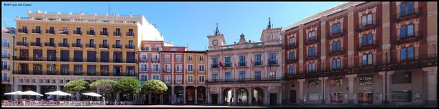 Panorámica Plaza Mayor