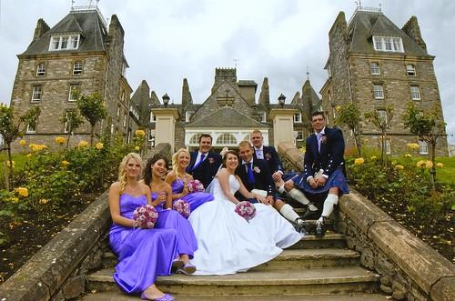 "Wedding Of Charlene & Kenneth ""Atholl Palace"" Pitlochry Scotland | by Salicia"