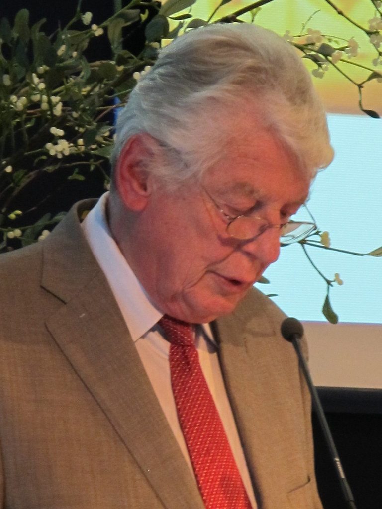 Closing Speaker Former Prime Minister Wim Kok Cities Of