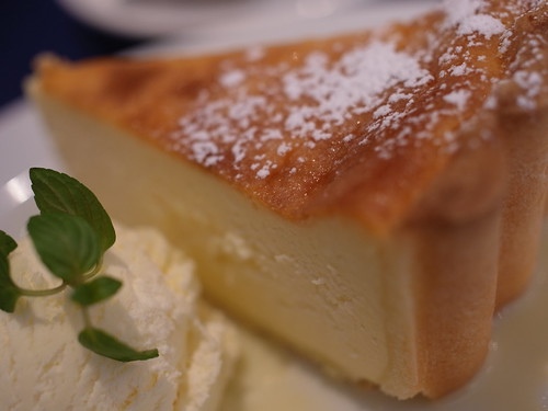 Cheese cake   by HAMACHI!