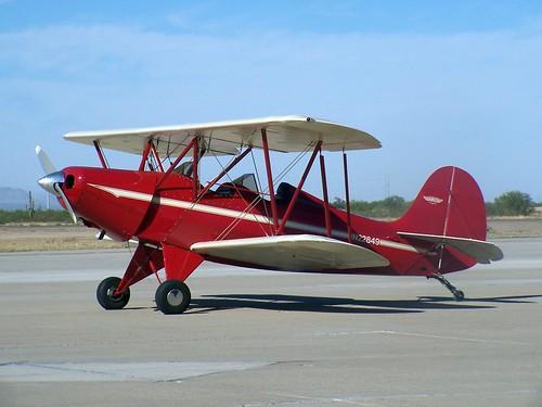 Hatz Classic Biplane N22849 | by jackmcgo210
