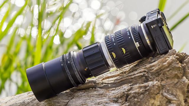 Kawanon 180mm ƒ/3.5 preset