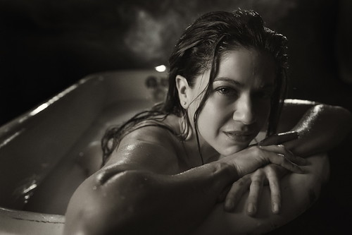 Luciana 'In The Tub' 2 | by TJ Scott