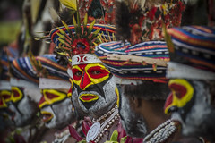 Племенное собрание Папуа-Новая Гвинея
