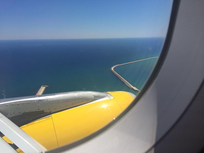 Maren auf dem Weg nach Barcelona