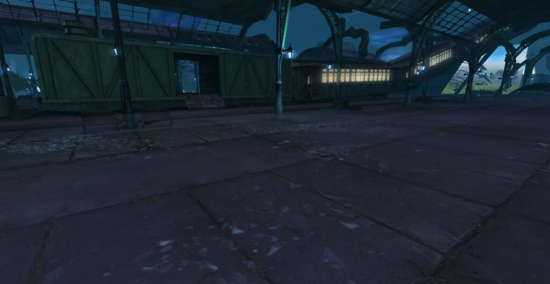 SL12B - Welcome Area - The Station