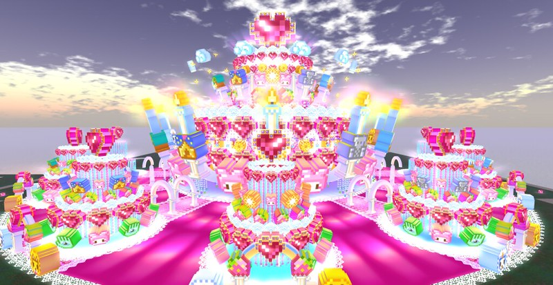 SL12B Cake Stage