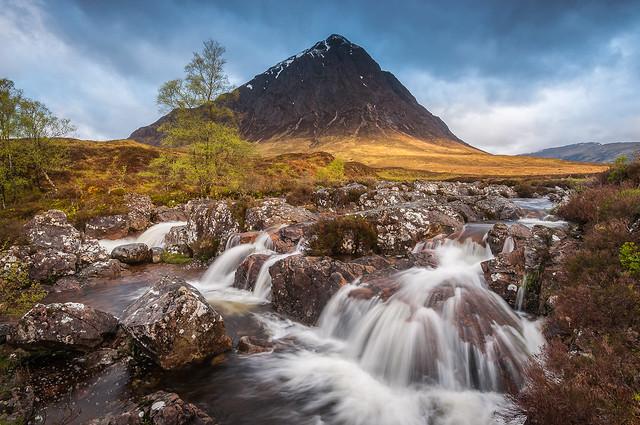 Scotlands Mountain - Buachaille Etive Mor