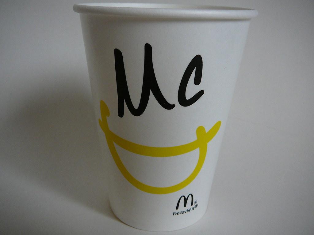 McDonald's Japan マクドナルド Mc