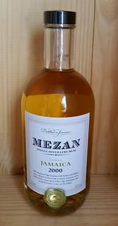 Mezan Jamaica Long Pond 2000 Vintage Rum 40% 70cl