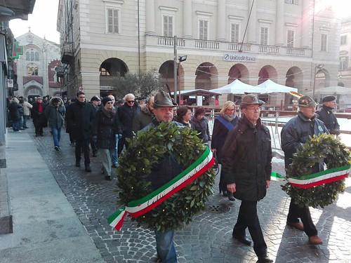 Casale Monferrato, 21/01/2017, 72° commemorazione della Banda Tom | by flavagno