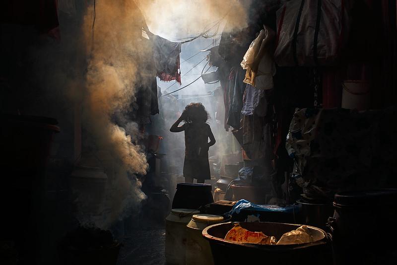 Smoke - Kolkata, India