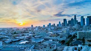 Los Angeles, CA   by Henrique Vicente