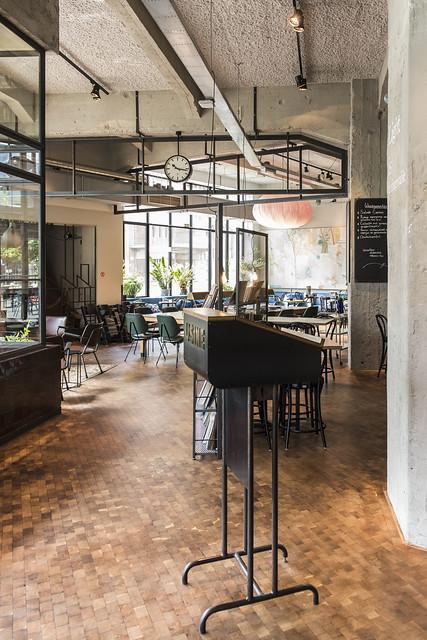 Restaurant - Bar Usine,  Eindhoven