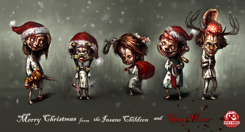 Lobotomy Christmas | by mcgee_american