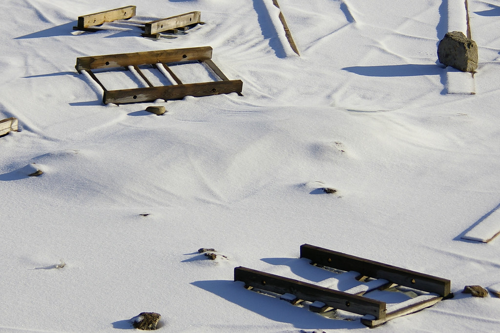 Martwa natura z paletami / Still life with pallets