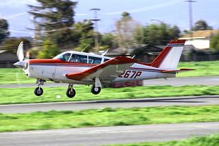 Piper PA-24-260B Takeoff