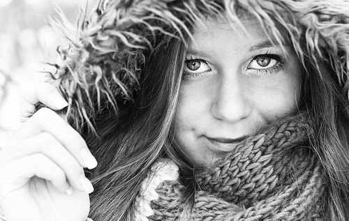 Winter portrait | by Christofer Andersson