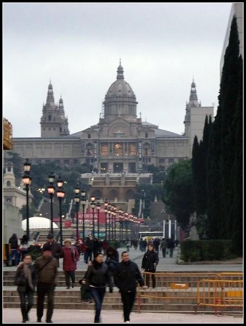 El Museu Nacional d´Art de Catalunya