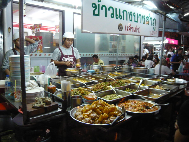 Street Food Thailand (Sumber: Franklin Heijnen - Filckr)