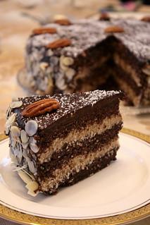 Raw vegan German Cake | by floridecires