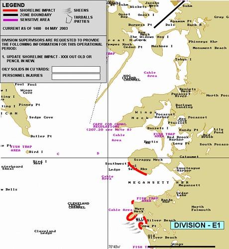 Division E1 – May 4, 2003