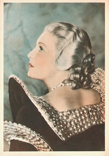 Madeleine Carroll in The Dictator (1935)