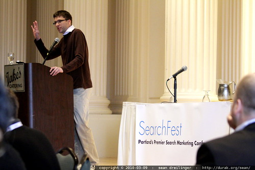 stefan weitz of microsoft bing delivering the searchfest 2010 keynote address - _MG_7530.embed