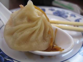 Soup Dumpling   by Ron Dollete