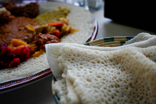 ethiopian food | by aaaaavry