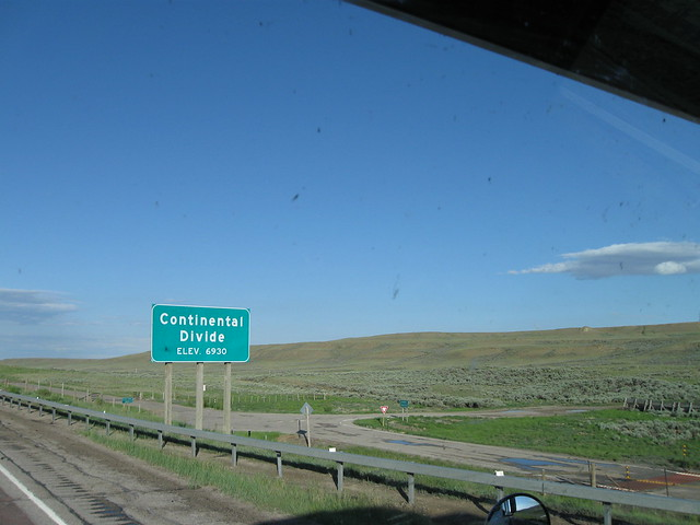 Continental Divide Wyoming