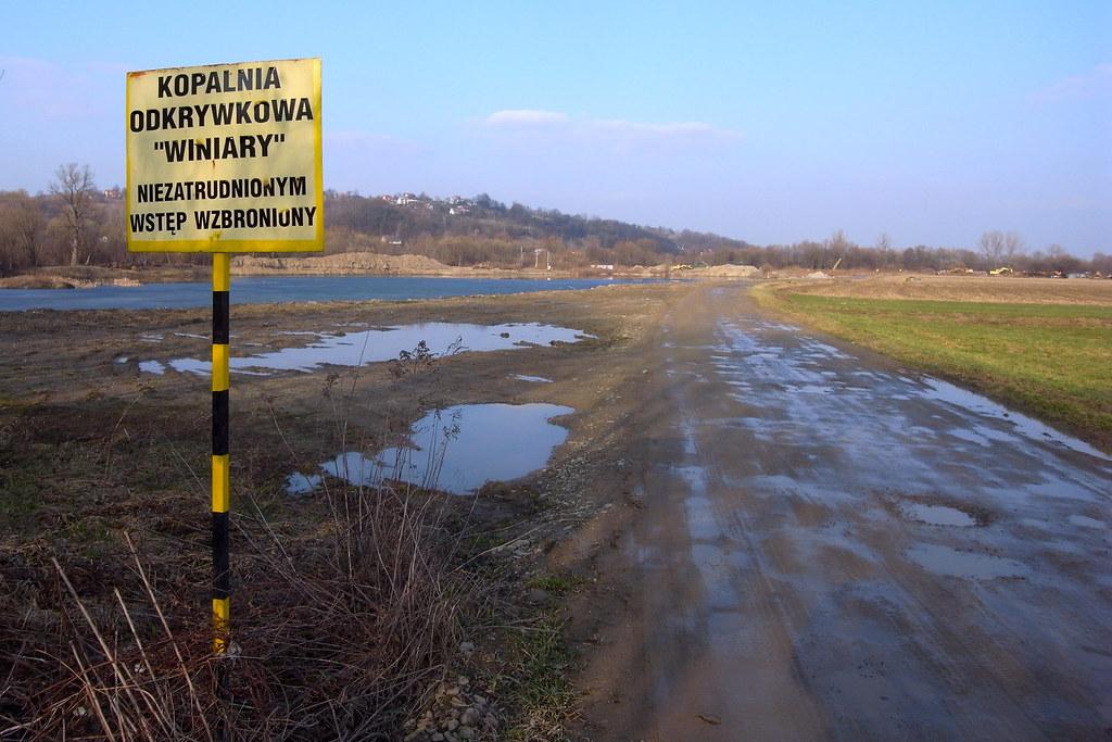 Miasto górnicze Dobczyce / Dobczyce mining town
