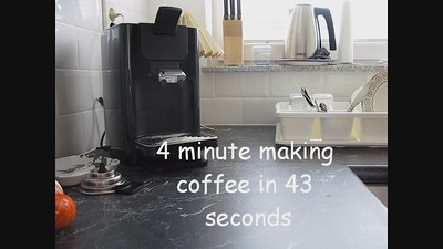 Making Coffee in 43 seconds