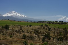 Parque nacional Iztaccíhuatl-Popocatépetl