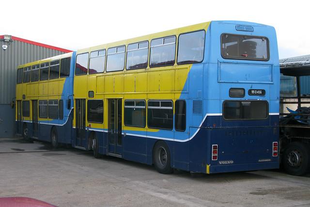 Dublin Bus RV456 99-D-456