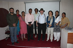 ICAT Bangalore faculty | by Ernest W Adams