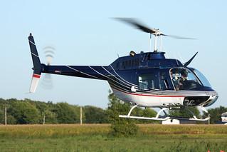 Bell 206 Jet Ranger III C-GLKO