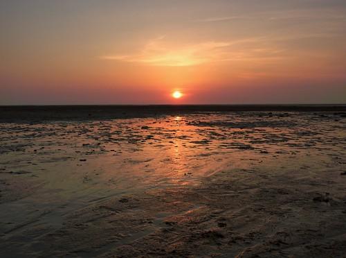 Sunset On Beach 7 (17/04/2010)