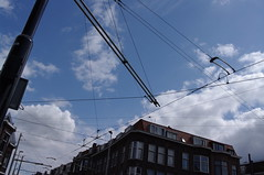 cables, Rotterdam Noord