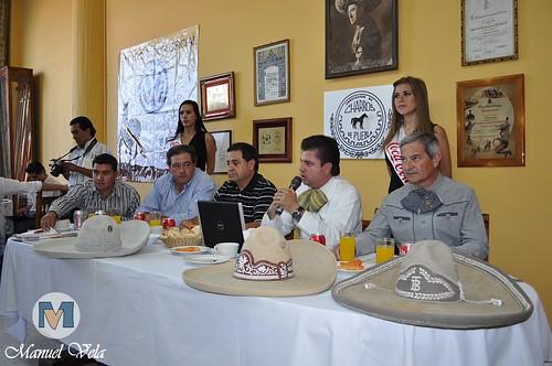 DSC_0338 Conferencia de Prensa Asociación de Charros de Puebla A.C.D invitan a la Expo de Caballos en Teziutlán, Puebla por LAE Manuel Vela