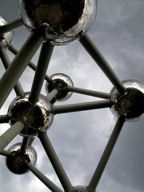 Atomium...